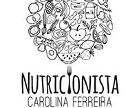 Logotipo Nutricionista