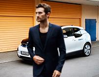 DriveNow BMW