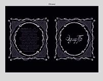 Illustrations for works of Edgar Allan Poe