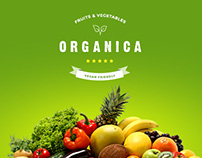 Organica - Responsive Email for Organic Food Stores