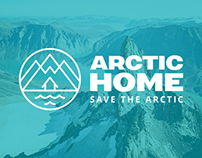 Greenpeace Arctic Home: Website Design and Style Guide