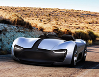 TESLA Roadster Y Concept
