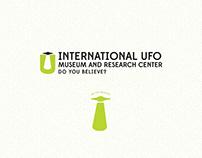 UFO Museum Rebrand