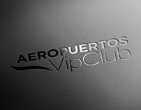 Branding Aeropuertos VIP Club