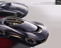 Jaguar C-X100