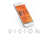 VISION the app that redefine the tv control