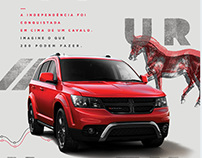 Savarauto - Dodge Journey //Print