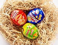 Bingo! Easter Eggs