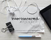 Interconnected - a handwriting font family