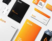 Burn brand design