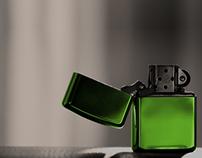 Ignite series - Lighter design