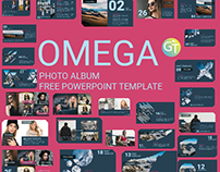 Omega Free Powerpoint Template