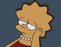 Sad Lisa