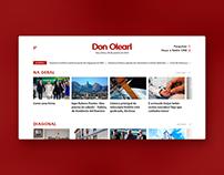Don Oleari | UI Concept