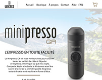 Minipresso - School Project