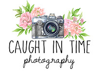 Logo Design - Caught In Time Photography