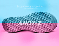 ANDY-Z Spring Summer 2017 sneakers and shoes