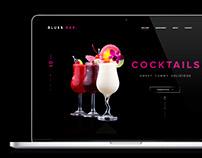 Design cocktails bar