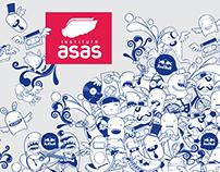 Identidade Visual – Instituto Asas