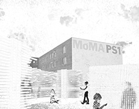 SENTIR A DISTANCIA - MOMA PS1