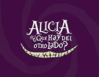 Alicia #¿Qué hay del otro lado?