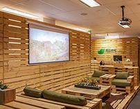 Aussie Gift Express Branding + Interior Design