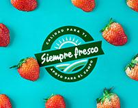 Campaña siempre fresco - Supermercados Comfandi