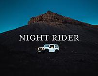 NIGHT RIDER / Suzuki Jimny Series