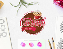 "Logo ""My Cake"""