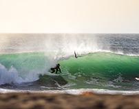 Surf Trips & The coast of Chile