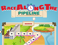 Race Along the Pipeline