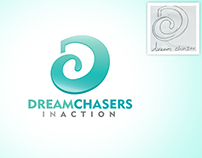 Logo for a Company Called Dream Chasers