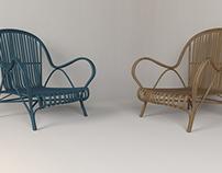 LazyKid Arm Chair