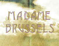 TYPOGRAPHY // Madame Brussels' Typeface