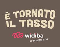 widiba - È tornato il tasso