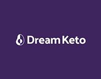 Dream Keto - Branding and Website