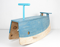 Luchtschip - Rocking Whale