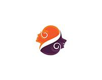 Logotipo Das Duas - Cia de Teatro
