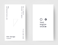 Lost Engine Studio