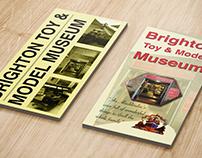 Brighton Toy & Model Museum Brochures.
