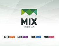 Mix Development - promo site for services