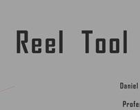 Reel Tool for Maya
