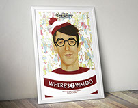 """Where's Waldo"" Teaser Poster"