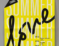 Change Auckland / Summer Love / Print