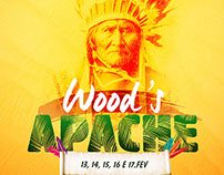 Carnaval Wood's Apache