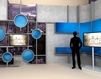 Redesign Estúdio de Gravação Na Mira - TV Aratú