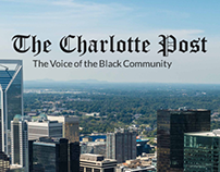 The Charlotte Post - Wireframes