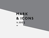 MARK & ICONS V.003