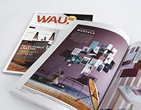 WAU lifestyle magazine 1/2015
