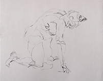Life Drawing: Line